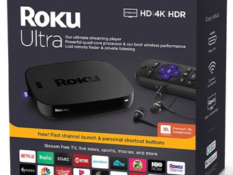 Save $20 on the Roku Ultra