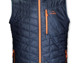 L.L. Bean kicks off cold weather season with a fun and high tech vest