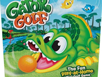 Gator Golf proves fun and introduces golf to kids