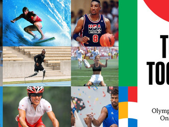 IOC, IPC and Airbnb unveil Tokyo Together - a chance to interact with Olympians and Paralympians