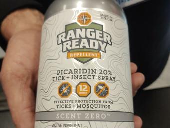 PGA Show favorite: Ranger Ready Repellent