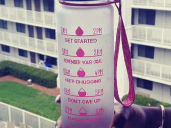 For under $20 a water bottle that motivates