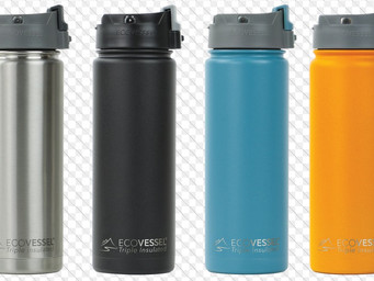 EcoVessel is the 'do it all' travel mug
