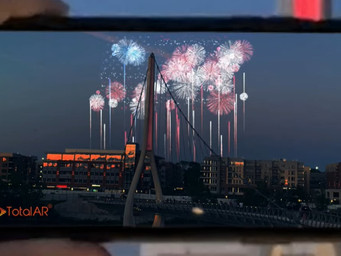 TotalAR app to show augmented reality fireworks on Fourth of July