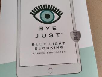 Better sleep with an EyeJust screen