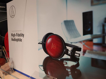 Audio-Technica makes (sound) waves at CES