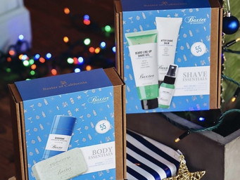 Give the gift of men's grooming and #selfcare with Baxter of California