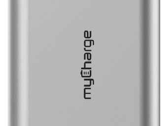 Unleash power with myCharge's RazorPlatinum portable charger