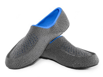 Fashion and technology meet with 3D knitted JS Shoes