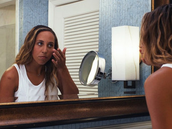 Madison Keys says technology can improve vision