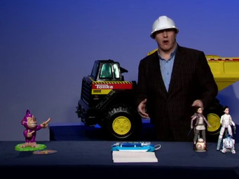 Toy expert, Chris Byrne, talks about Toys and Cyber Monday