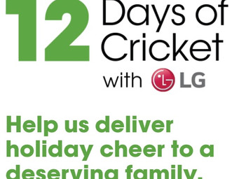 The 12 Days of Cricket (Wireless)