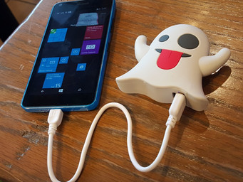 WattzUp Power scares up power for your devices