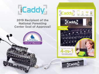 Kid-friendly iCaddy does it all