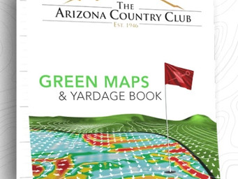 GolfLogix's Printed Green Books put all the info you need in your hands
