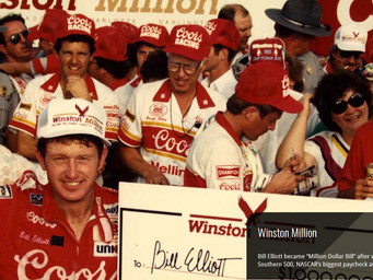 NASCAR fans can explore the history of the Elliott Family on Heritage Website