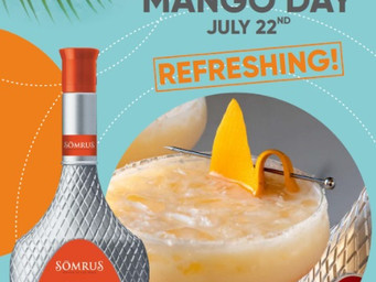National Mango Day drinks