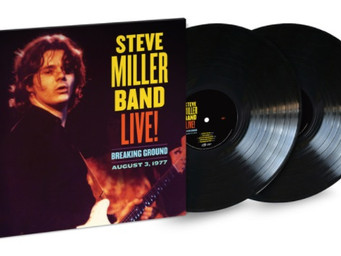 New technology, variety of formats for new Steve Miller Live