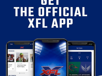 XFL app introduces fans to new football league