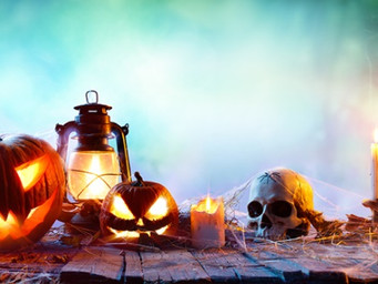 Halloween photography tips and tricks or 'treats'