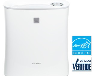 Sharp Air Purifier cleans and purifies air