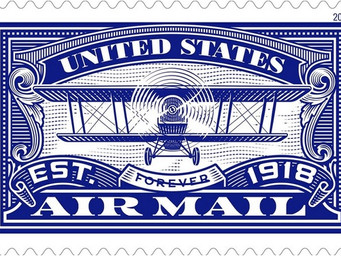 'Air Mail' to be honored by new stamp