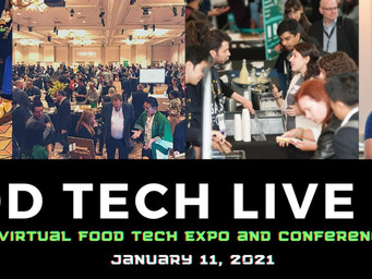 FoodTech Live kicks of CES 2021