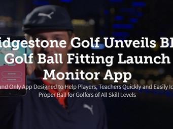 Bridgestone BFIT app to help golfers