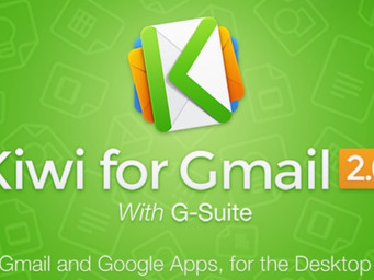 Start the New Year with Kiwi for Gmail