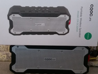 CRDC Life Bluetooth speaker easy on the ears and on the wallet