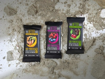 New CBD energy bar helps with recovery