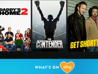 Sling adds for four more a la carte channels