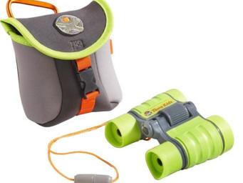 Kids will love Terra Kids Binoculars from HABA