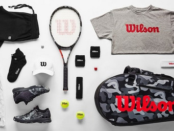Wilson introduces new 'Camo Edition' for tennis