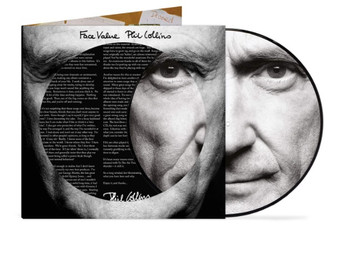 Phil Collins releases 40 years of 'Face Value' remix and more