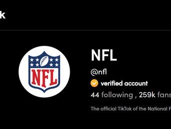 NFL partners with TikTok