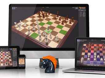 SparkChess is a perfect way to keep entertained during the holidays