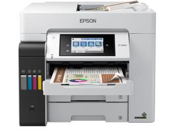 Epson expands EcoTank Printer Portfolio with Cartridge-Free Pro Series