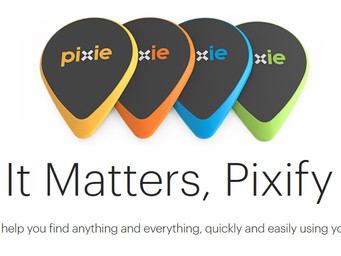 Pixie is a powerful new location tracker at a great price