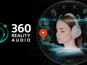 Sony expanding 360 Reality Audio System