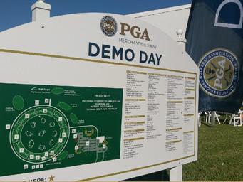 Technology drives PGA Show Demo Day