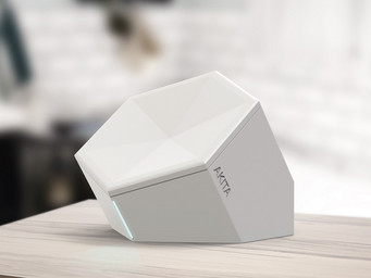 Akita: Amazon Echo with security