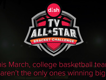 DISH with a All-Star Bracket Challenge for March Madness fans