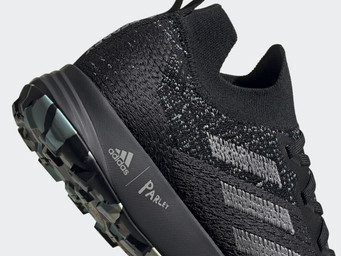 Adidas Terrex Two Parley shoes made with recycled materials