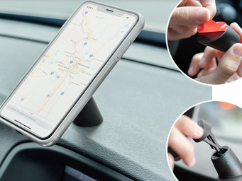 Easy to use iPhone mount is under $60