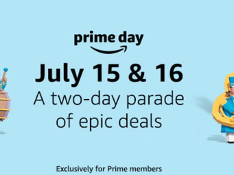 Getting Ready for Amazon Prime Day