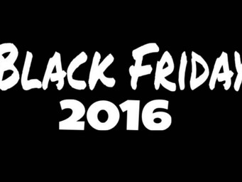 Black Friday Shopping Tidbits