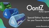 OontZ Bluetooth Action Sports Speakers