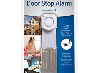 Campus Safety Month: Sabre Door Stop Alarm