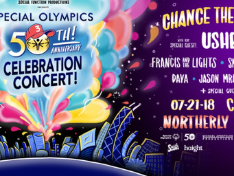 Special Olympics to celebrate 50th anniversary with Chicago Games